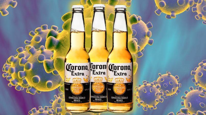 Americans Not Drinking Corona Beer Due to Coronavirus Outbreak ...
