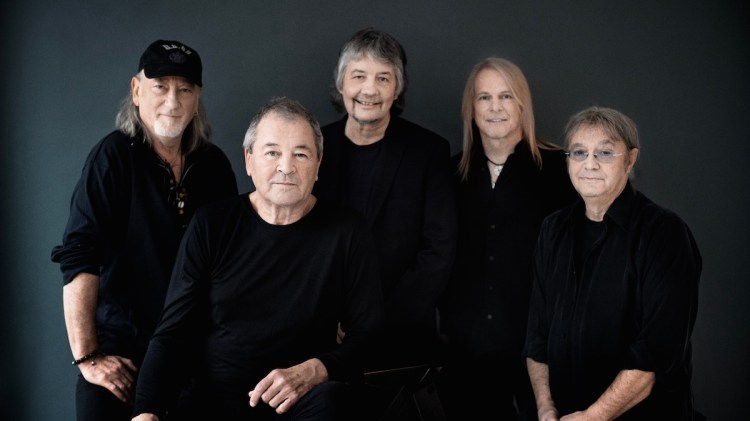 Deep Purple Announce New Album Whoosh! | Consequence of Sound