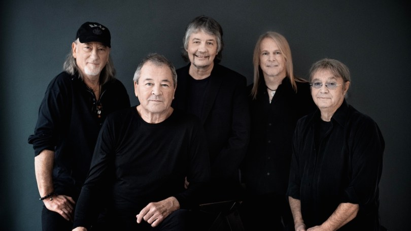 Deep Purple Announce New Album Whoosh!   Consequence of Sound