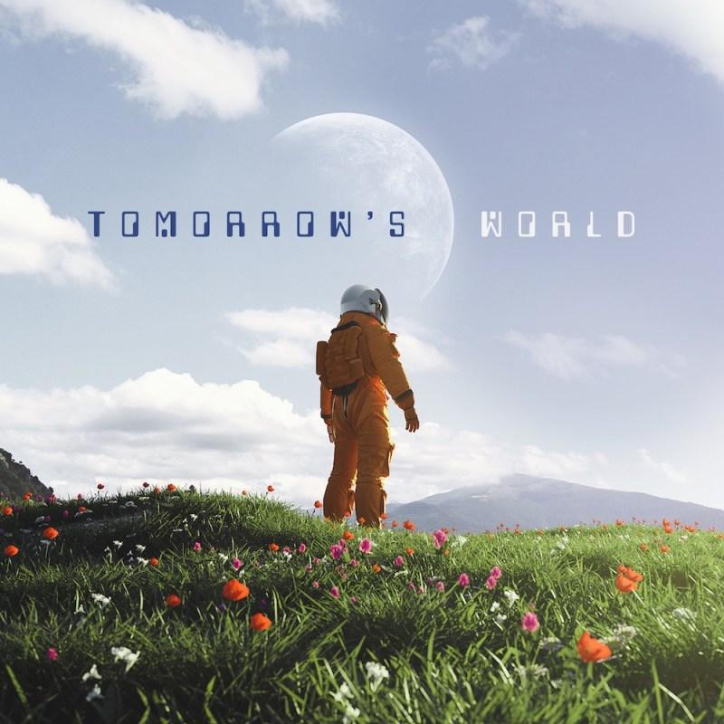 matt bellamy tomorrows world artwork Muses Matt Bellamy Releases New Solo Song Tomorrows World: Stream