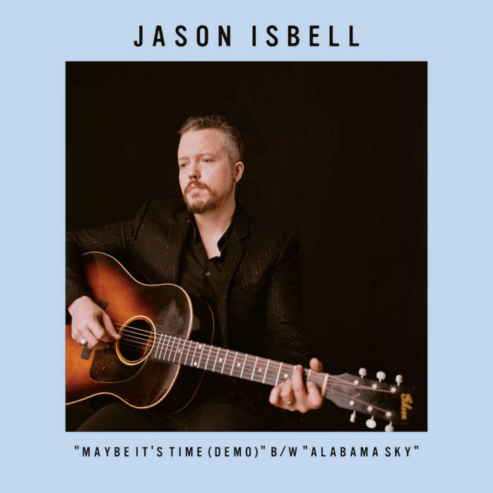 Jason Isbell Maybe It's Time Demo