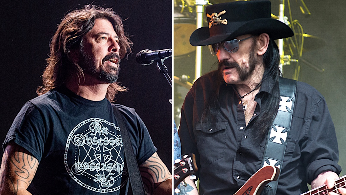 """Dave Grohl Says New Foo Fighters Song Is a Tribute to Lemmy, Recalls Motörhead Icon's """"Disgusting"""" Apartment"""