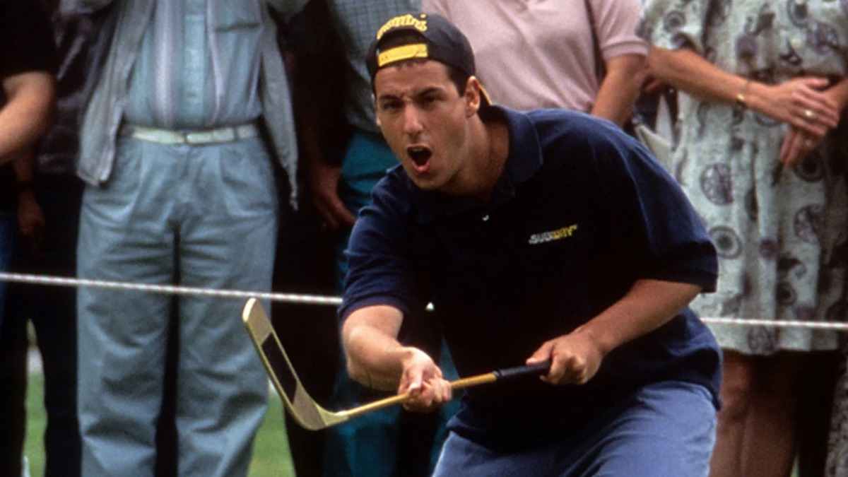 Adam Sandler Wants to Make a Happy Gilmore Sequel