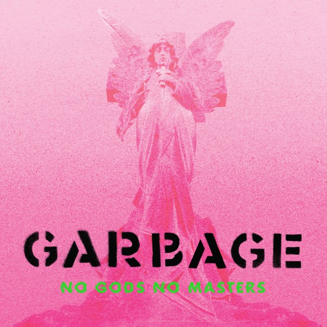 Garbage No Gods No Masters artwork