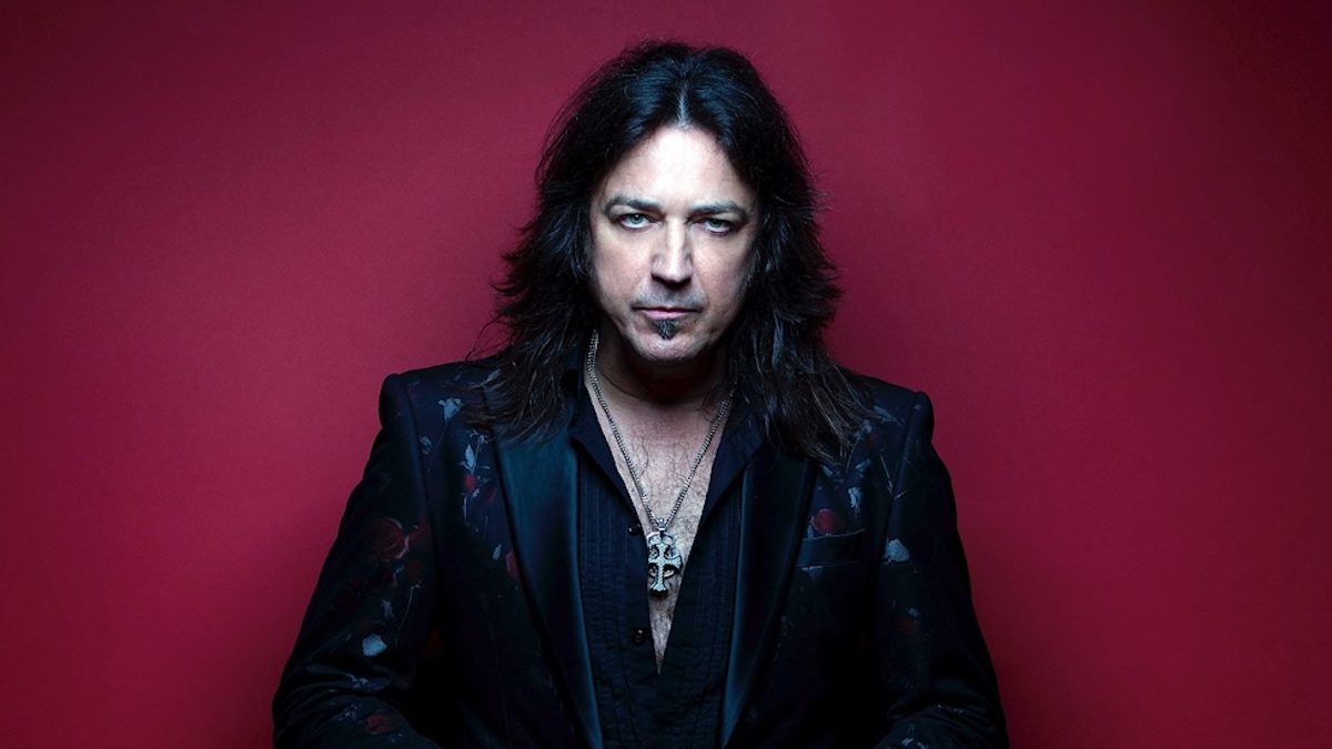 "Stryper's Michael Sweet Fears It's ""Just a Matter of Time"" Before the Bible Is Canceled"