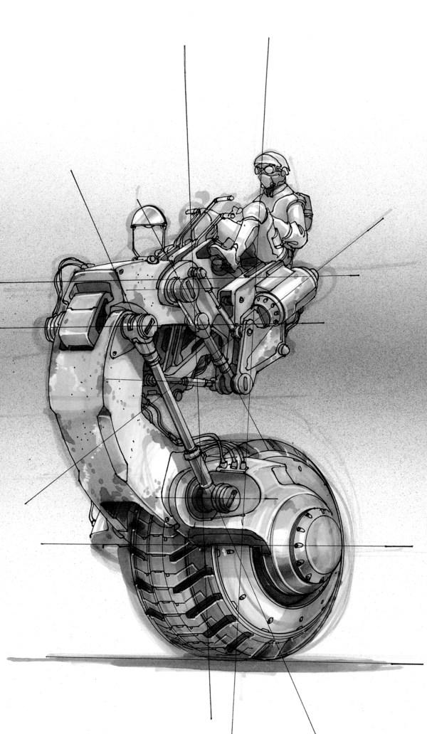Doug Chiang Concept Art