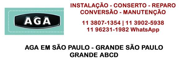 Aga São Paulo - grande São Paulo - grande ABCD