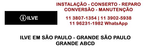 Ilve São Paulo - grande São Paulo - grande ABCD