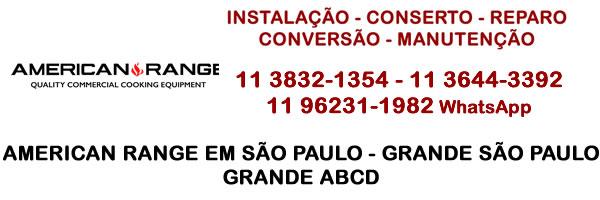 American Range São Paulo - grande São Paulo - grande ABCD
