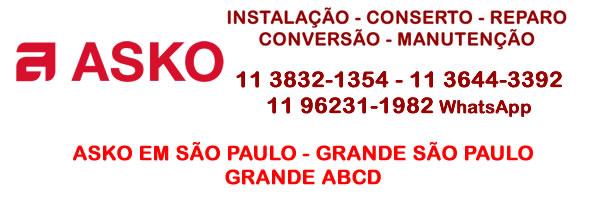 Asko São Paulo - grande São Paulo - grande ABCD