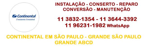 Continental São Paulo - grande São Paulo - grande ABCD
