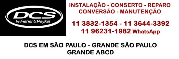 DCS São Paulo - grande São Paulo - grande ABCD