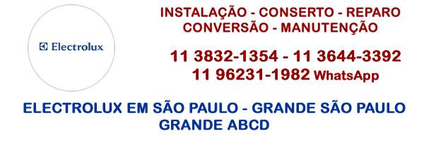 Electrolux São Paulo - grande São Paulo - grande ABCD