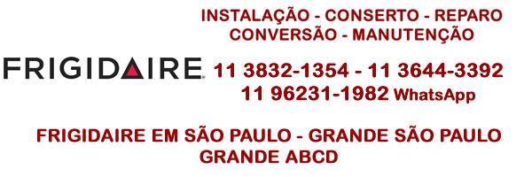 Frigidaire São Paulo - grande São Paulo - grande ABCD