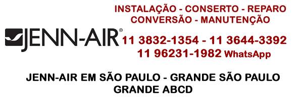 Jenn Air São Paulo - grande São Paulo - grande ABCD