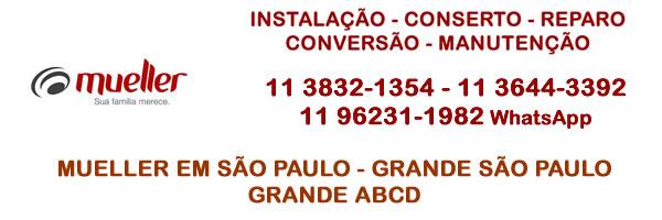 Mueller São Paulo - grande São Paulo - grande ABCD
