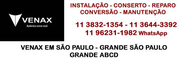 Venax São Paulo - grande São Paulo - grande ABCD