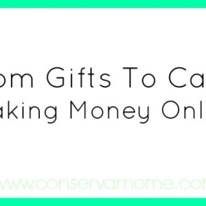 From Gifts to Cash… Making money Online