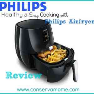 Make a Healthy Change  with Philips Airfryer