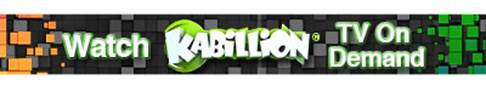 Kabillion TV on Demand - logo 486 x 91