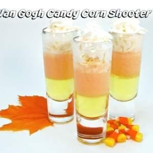 Van Gough Vodka Candy Corn Shooters