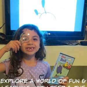 Peep & The Big Wide World Big Wide Bilingual Website!