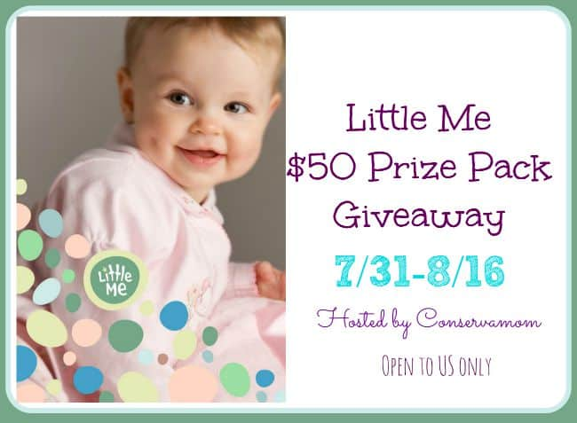 Little Me Prize Pack Giveaway