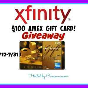 Gigabit Pro Highest Speed Internet w/ Xfinity & $100 Amex Gift Card Giveaway ends 7/31