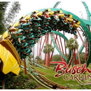 Free Admission to Busch Gardens & Sea World Florida for Florida First Responders