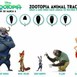 More Disney's Zootopia Fun Activities!