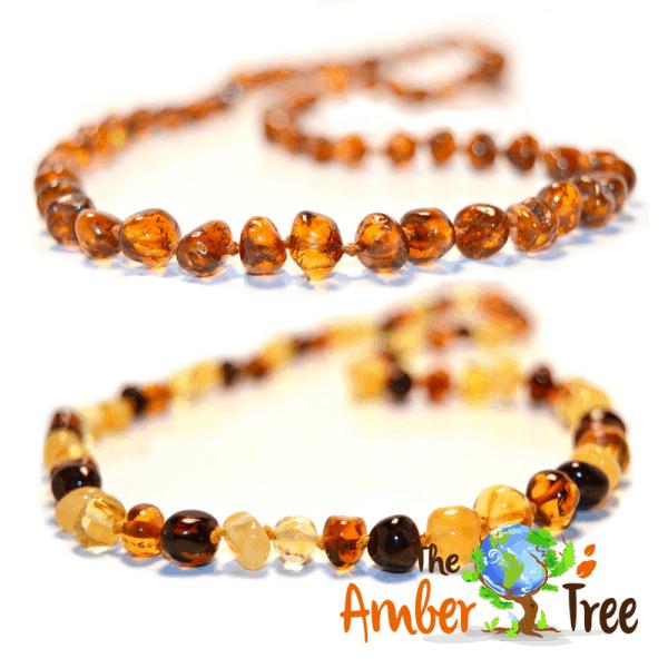 Amber Tree Set