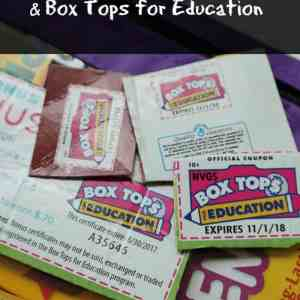 Giving Back is Easy With Sam's Club & Box Tops for Education
