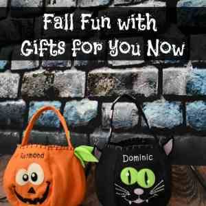 Fall Fun with Gifts for you Now
