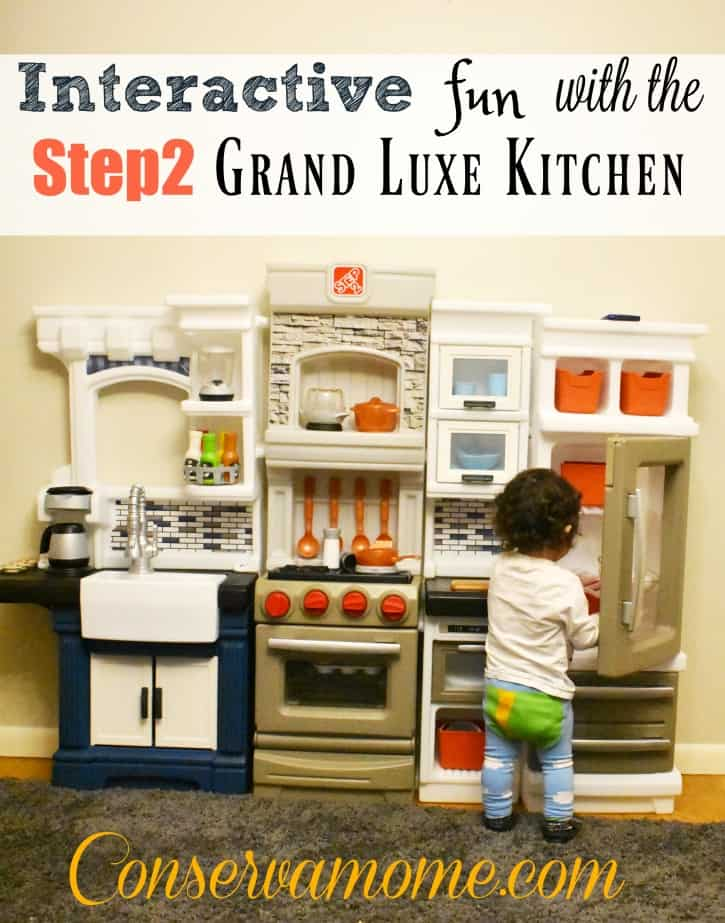 Step2 Grand Luxe Kitchen