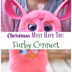 Christmas Must Have Toy: Furby Connect