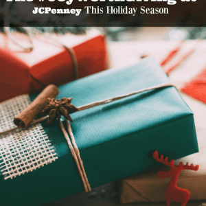 The #JoyWorthGiving at JCPenney This Holiday Season