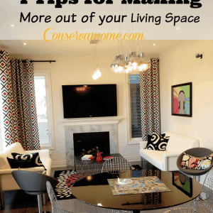4 Tips for Making More out of your Living Space