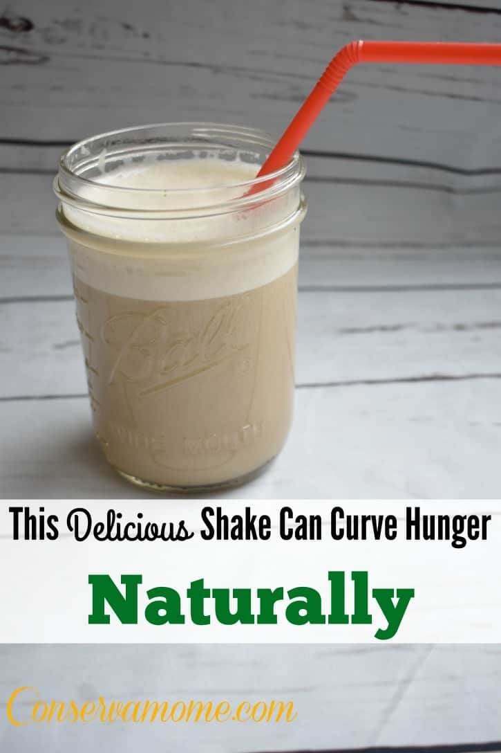 Curve Hunger Naturally with This Shake