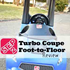 STEP2 Turbo Coupe Foot To Floor Review