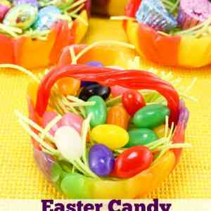Easter Candy Baskets