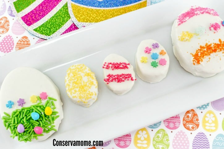 Easter Egg Cakes 2