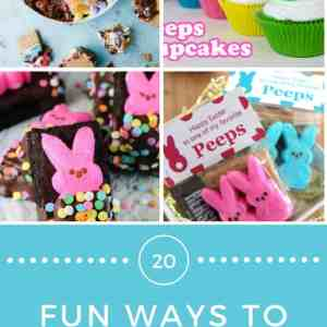 20 Fun Ways To Use Peeps