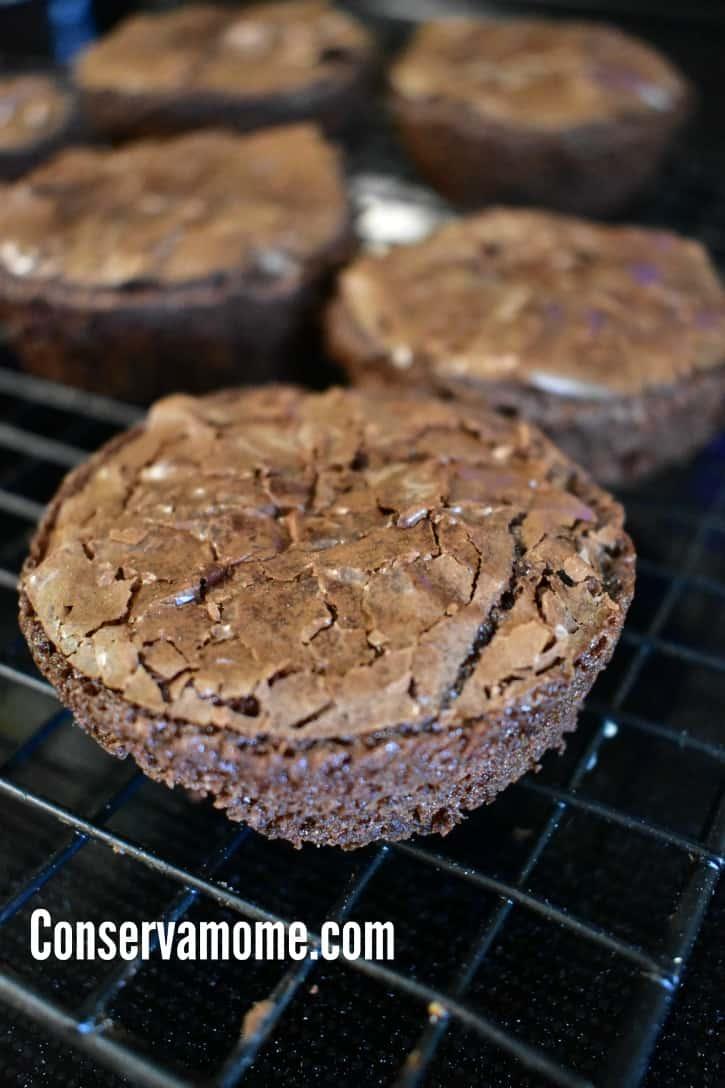 shamrock brownie cupcakes 3