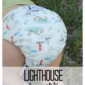 Lighthouse Kids Company Cloth Diapers Review