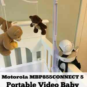 Motorola MBP855Connect Baby Monitor Review