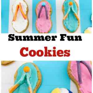 Summer Fun Cookies