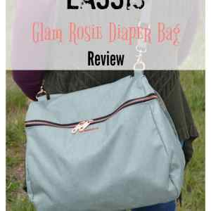 Lassig Glam Rosie Diaper Bag Review