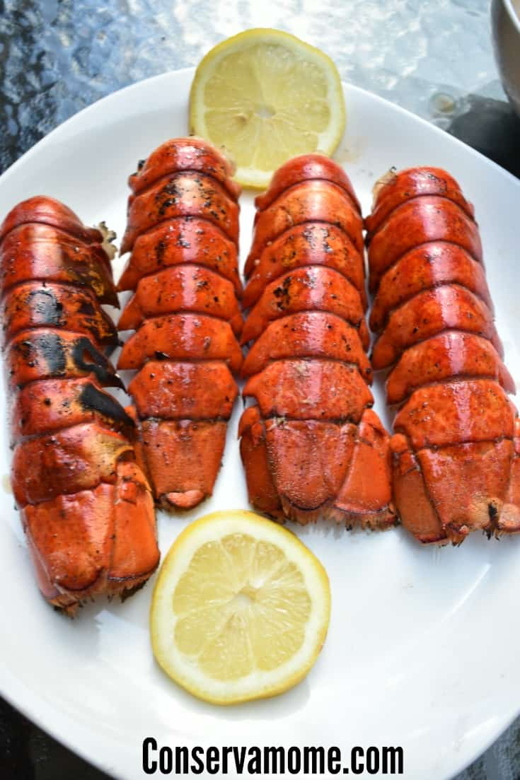 Check out some easy tips to help you Grill a Lobster Tail. Follow them and you'll Get the Perfect Lobster Tail Every time!