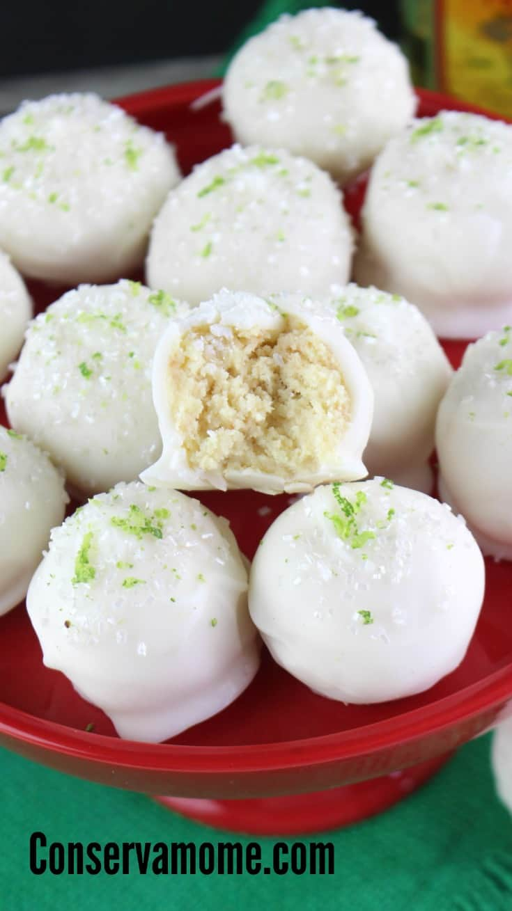 Incorporate the popular summer drink with a tasty desert for an out of this world treat. This Margarita Cake Balls Recipe is A Delicious Summer Treat perfect for any event,gathering or just because.