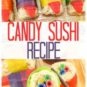 Candy Sushi Recipe: A Fun & Unique Dessert Idea